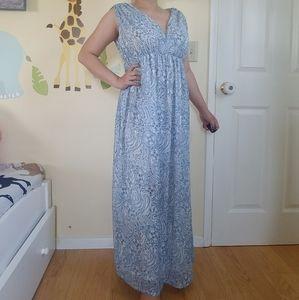 H&M maxi dress size 4
